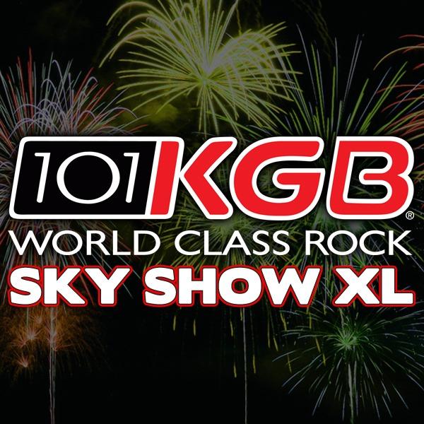 101KGB Sky Show XL