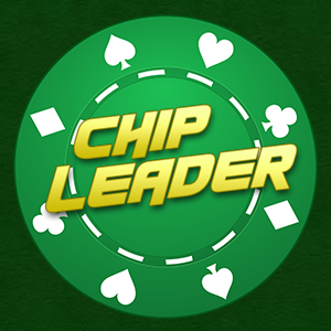 Chip Leader Poker Statistics Mobile Application Logo