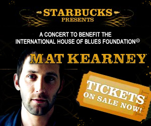 Matt Kearney Starbucks 300 x 250 Streaming Companion Banner Ad