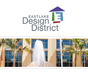 Eastlake Design District 300 x 250 streaming companion web banner ad