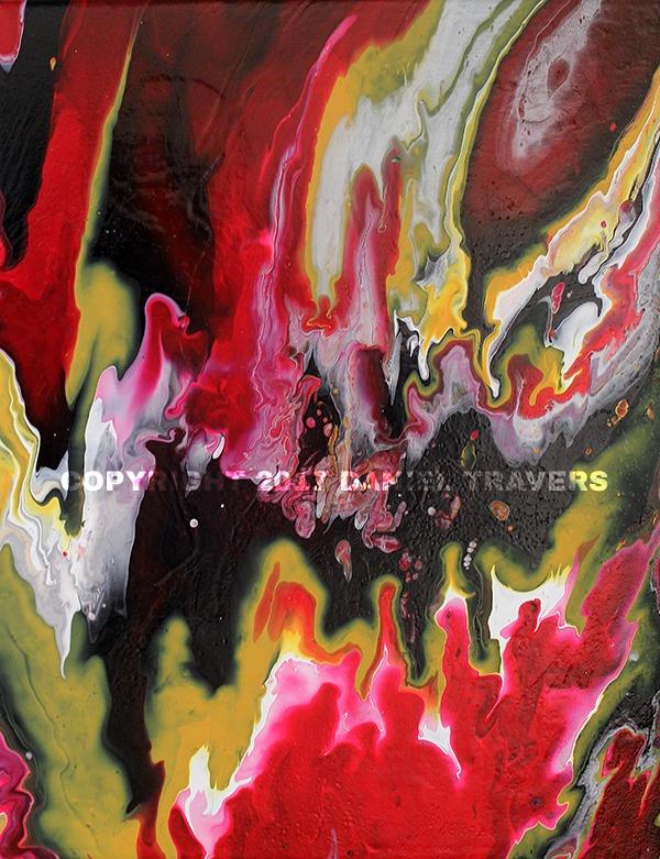 abstract art california